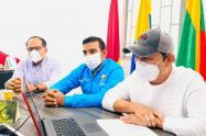 Reunión Virtual IMDRI