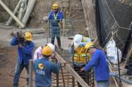 La obra del puente que consta de cinco metros de longitud sería entregada en diciembre del 2020