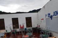 Se presentaron  vendavales en los municipios de Santa Isabel, Roncesvalles, Ambalema, San Luis y Planadas