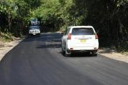 El gobernador anunció que se invertirán $19.000 millones para intervenir el corredor Chaparral - Rioblanco
