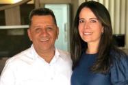 Gobernador y secretaria de Salud del Tolima