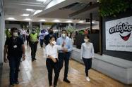 Reabren los centros comerciales en Ibagué