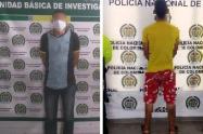 Ladrones capturados en el Tolima