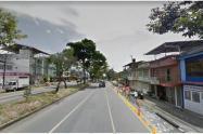 Primera intervención de la ciclovíade la Avenida Ambalá estaría lista en Julio