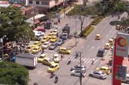 Quedo sorprendido con algunos taxistas irresponsables: Secretario de Movilidad