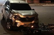 Accidente en Ibagué