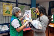 ICBF entregó más de 30 mil kits nutricionales a familias del Tolima