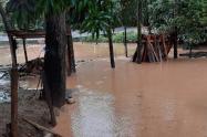 Afectación lluvias Huila