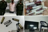 Aprehenden a menores de edad delinquiendo en Ibagué