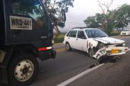 Accidentes en el Tolima