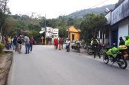 Bloquean acceso de deportistas al Cañón del Combeima