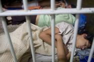 Los afectados fueron cerca de 116 personas privadas de la libertad, de los cuales 9 fueron manejados con medicamentos