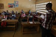 Regreso de niños a colegios / Coronavirus