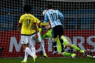 David Ospina, Colombia vs Argentina