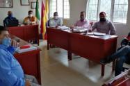 Apoyo de los nueves concejales del municipio luego de amplias jornadas de estudio, revisión y consenso con la Administración Local