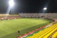 Estadio de Ibagué Vacio
