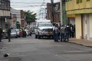 Homicidio en Ibagué