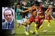 Ernesto Lucena, Liga Betplay
