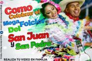 Gana dinero en efectivo celebrando San Juan y San Pedro con La Mega y Aguardiente Nectar