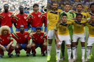 Colombia, Brasil 2014, Italia 90