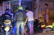 Controles de las autoridades en Ibagué