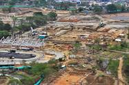 En agosto estarían listas las obras de urbanismo de escenarios deportivos de Ibagué