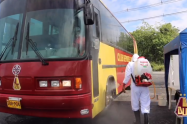 El Tolima ya implementa medidas sanitarias para el regreso del fútbol