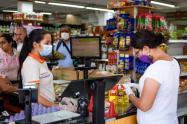 Los comerciantes han justificado que el incremento del precio de los productos, se debe a la terminación de ofertas y promociones
