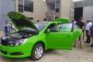 Taxis verdes