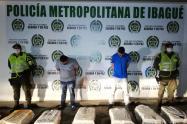 Trafico de Drogas en Colombia