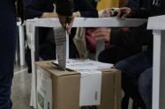 Presentaron recomendaciones sobre el voto electrónico en Colombia, sistema electoral vigente en países como Bélgica, EE.UU, Brasil y Holanda