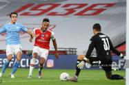 Arsenal vs Manchester City - FA Cup
