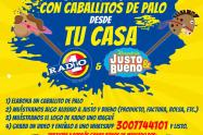 Cabalgata Radio Uno