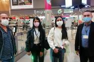 Ciudadana colombo-finlandesa agredida por DJ ibaguereño regresó a su país