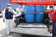 El alcohol carburante también se entregara a centros penitenciarios y conglomerados donde hoy se presentan casos positivos de Covid-19