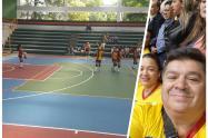 voleibol del tolima en federacion