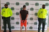Capturado presunto Homicida en Ibagué