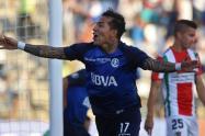 Dayro quiere volver a Colombia
