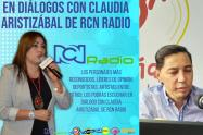 Diálogos con Claudia Aristizabal