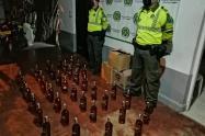 Incautan whisky en el Tolima