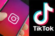 instagram y Tik Tok