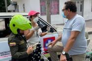 Autoridades piden  toque de queda y ley seca en El Espinal para frenar foco de Covid-19