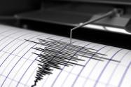 El temblor cuya magnitud fue de 4.8