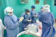 Se presentaron 7.424 nuevos casos de COVID-19 el país