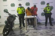 Atracadores en Ibagué