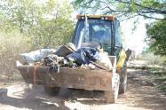 Aplicarán sanciones a quienes sigan botando escombros y basura en Neiva