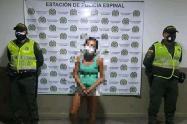 Capturada por violar las medidas de bioseguridad en El Espinal