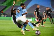 Manchester City vs Lyon, Champions League 2020