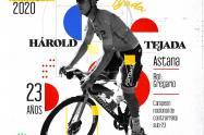 Hárold Tejada, Tour de Francia