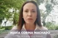 Según Machado detención de Uribe hace parte de una red criminal que ocupa Venezuela y que quiere  derrocar la democracia colombiana